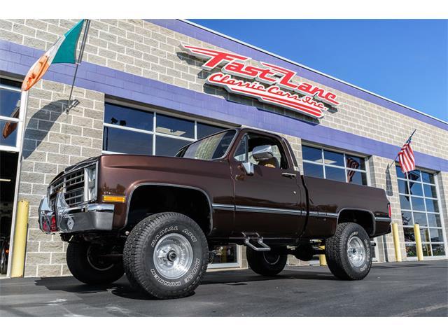1986 Chevrolet Pickup | 812130