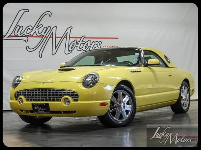 2002 Ford Thunderbird | 812143