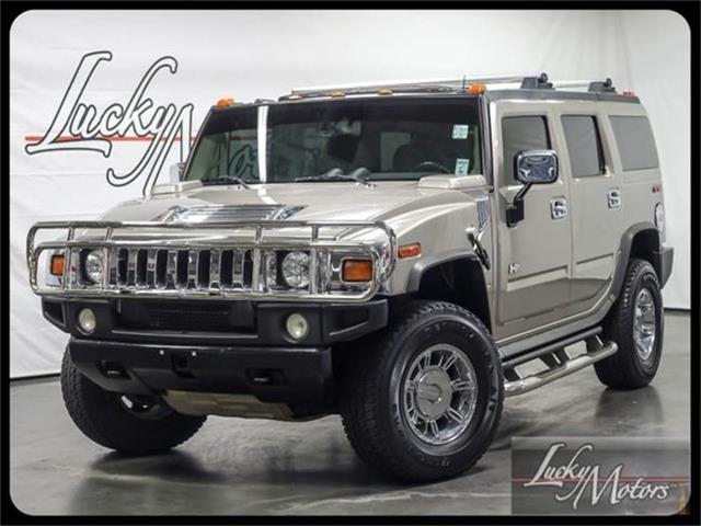 2003 Hummer H2 | 812144