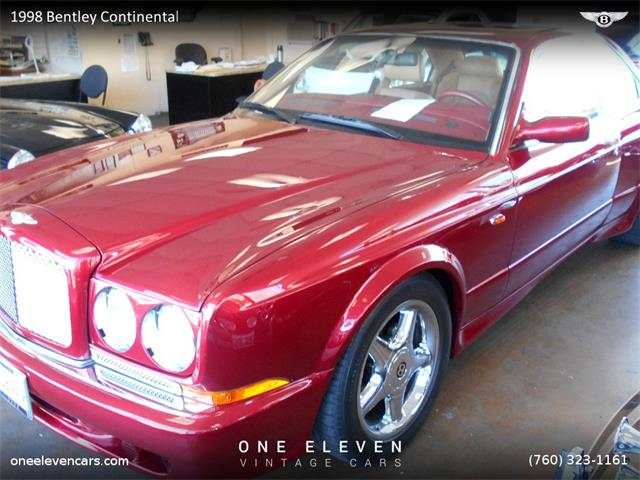 1998 Bentley Continental | 812169