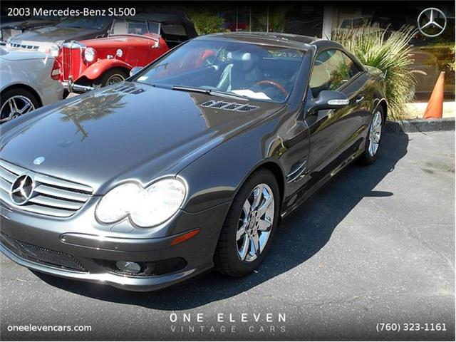 2003 Mercedes-Benz SL500 | 812172