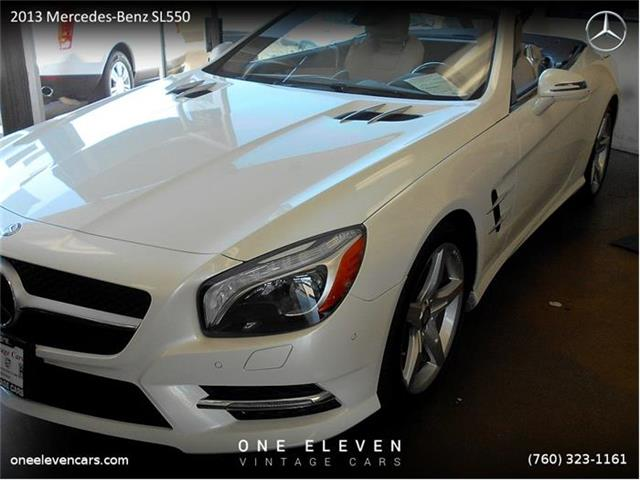 2013 Mercedes-Benz SL55 | 812173