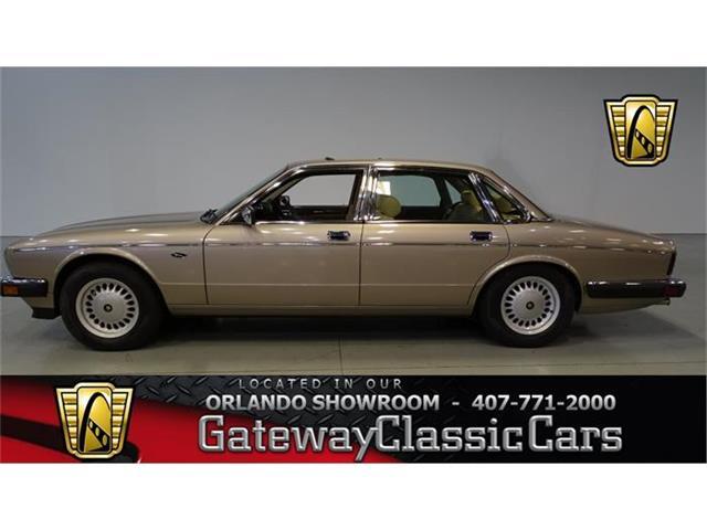 1989 Jaguar XJ6 | 812205