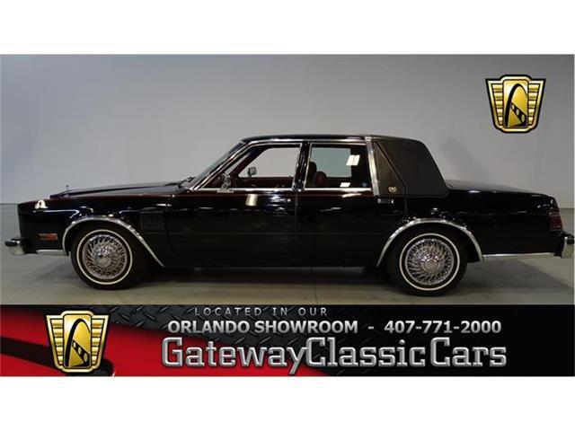 1988 Chrysler Fifth Avenue | 812207