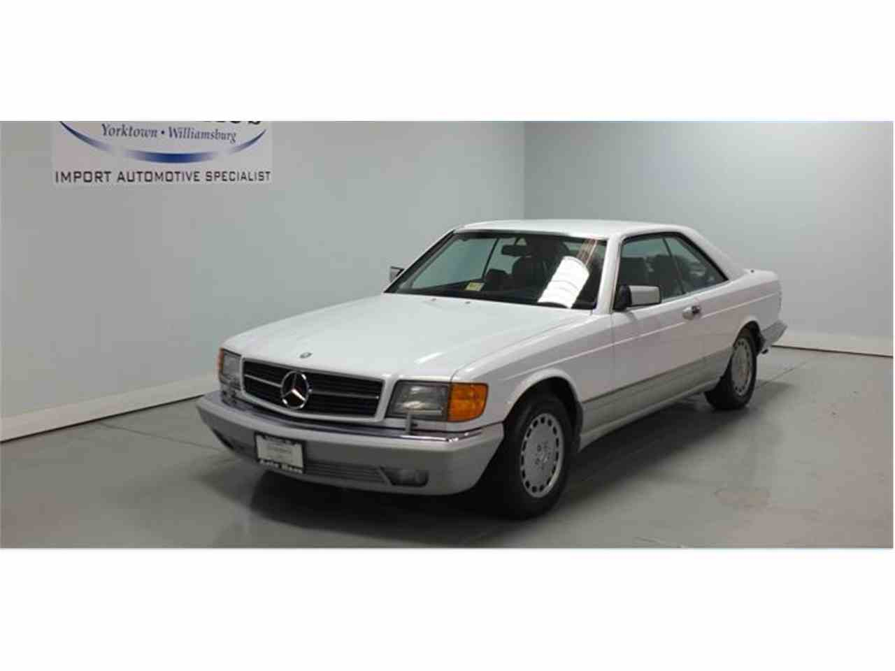 1991 mercedes benz 560sec for sale cc for 91 mercedes benz