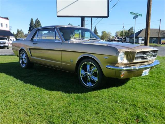 1965 Ford Mustang | 812727