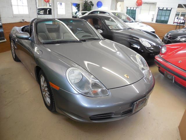2004 Porsche Boxster | 812737
