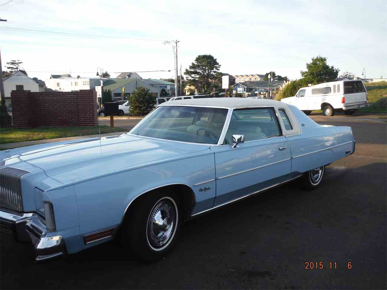 1977 chrysler new yorker for sale cc 812753. Black Bedroom Furniture Sets. Home Design Ideas
