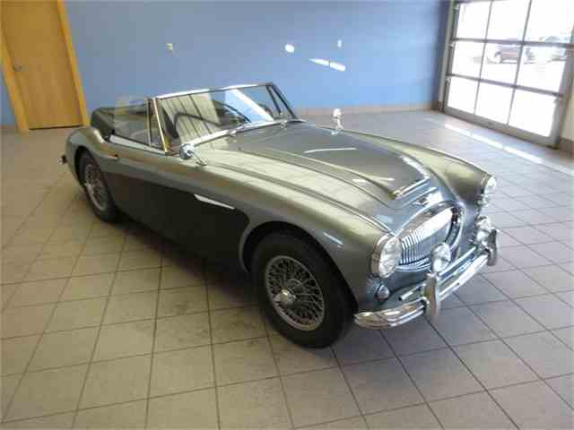 1964 Austin-Healey 3000 Mark II | 812754