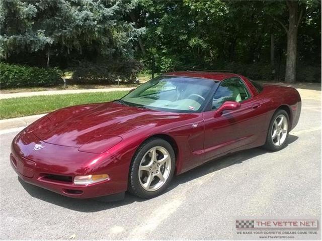 2003 Chevrolet Corvette | 812782