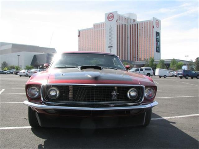 1969 Ford Mustang Fastback Mach 1 | 812786