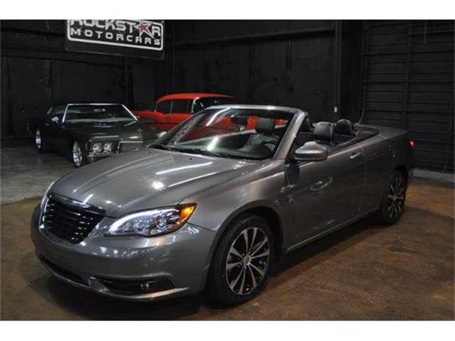 2012 Chrysler 200 | 812807