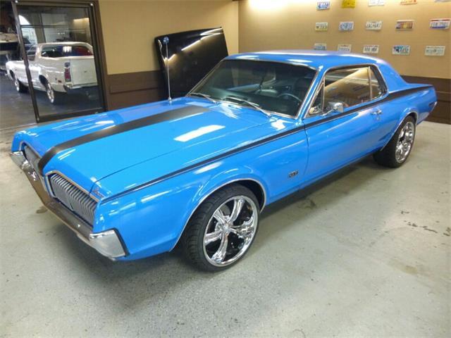 1967 Mercury Cougar | 812826