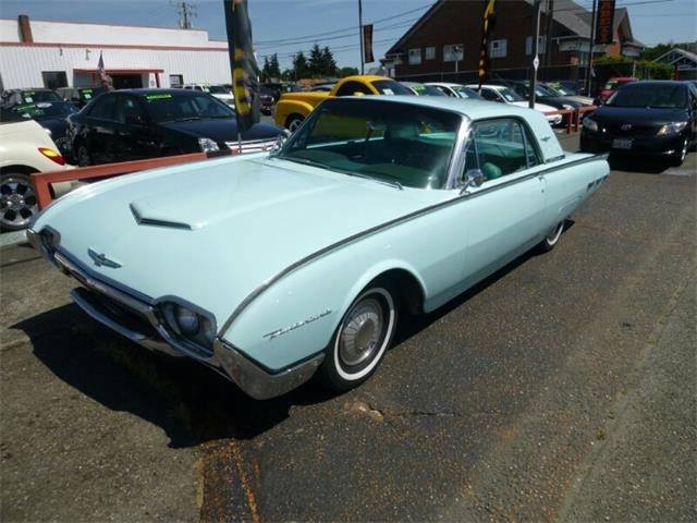 1962 Ford Thunderbird | 812827