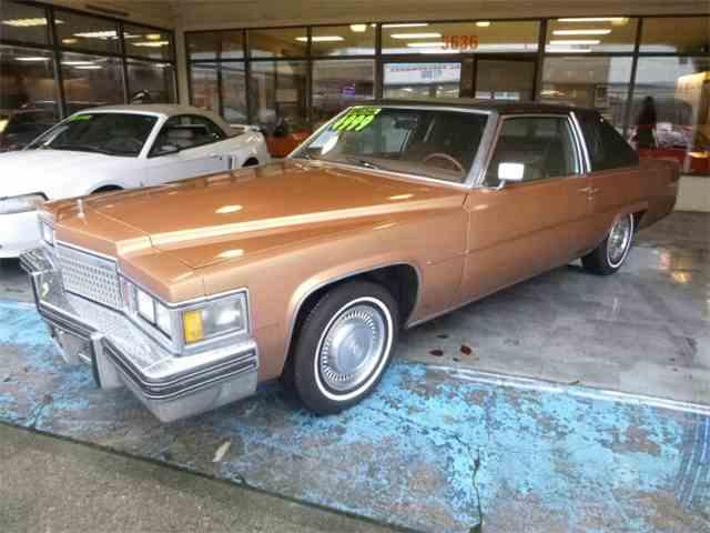 1979 Cadillac Phaeton | 812836