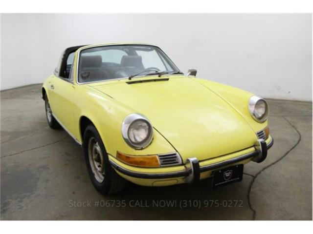 1972 Porsche 911   812848