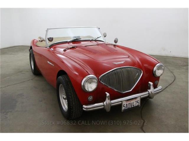 1956 Austin-Healey Convertible | 812863
