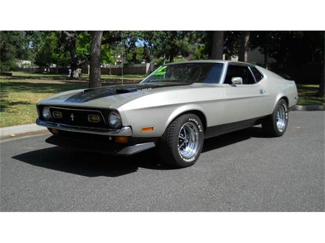 1972 Ford Mustang | 812877