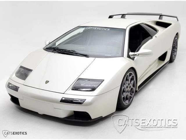 2001 Lamborghini Diablo | 812911