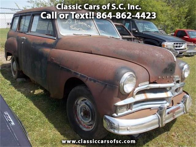 1950 Plymouth Suburban | 812914