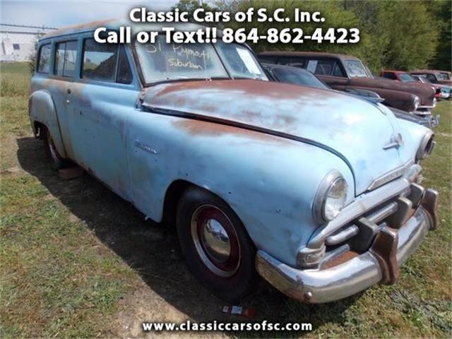1951 Plymouth Suburban | 812915