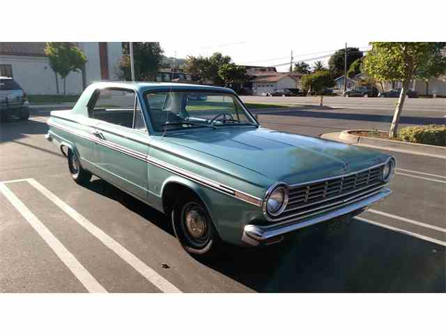1965 Dodge Dart   812923