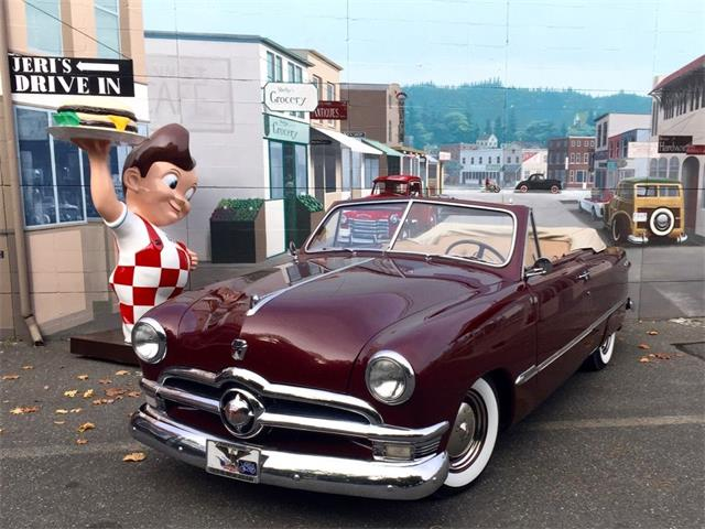 1950 Ford Convertible | 812928