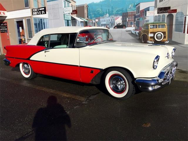 1956 Oldsmobile Rocket 88 Convertible | 812929