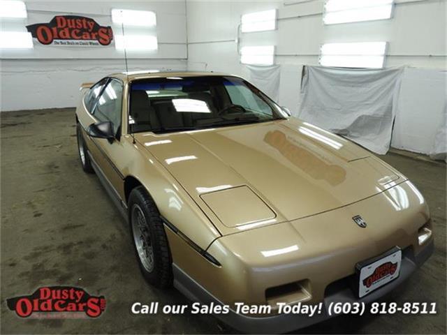 1987 Pontiac Fiero | 812950