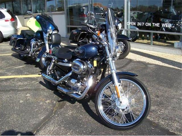 2008 Harley-Davidson 1200 custom Sportster   812955