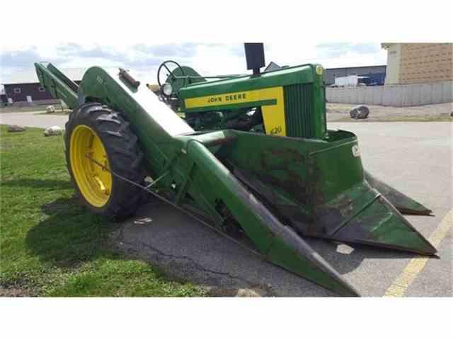 1958 John Deere Tractor | 812981