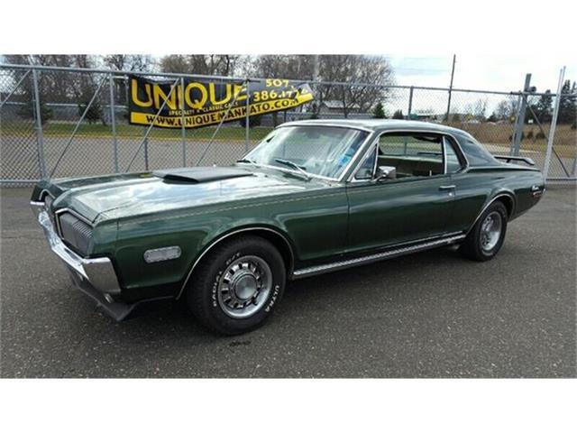 1968 Mercury Cougar | 812984