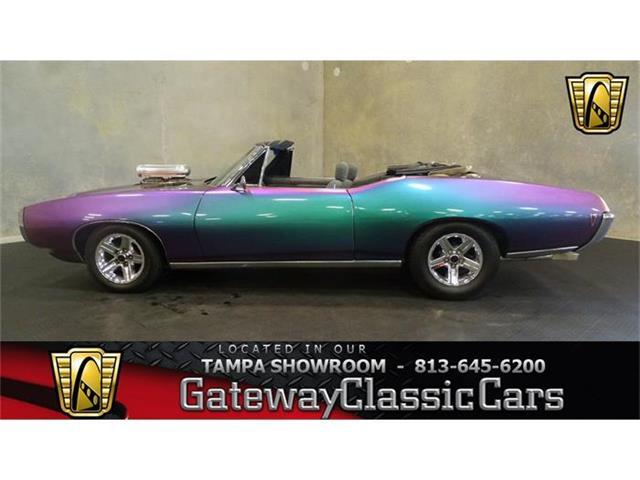 1968 Pontiac LeMans   812991