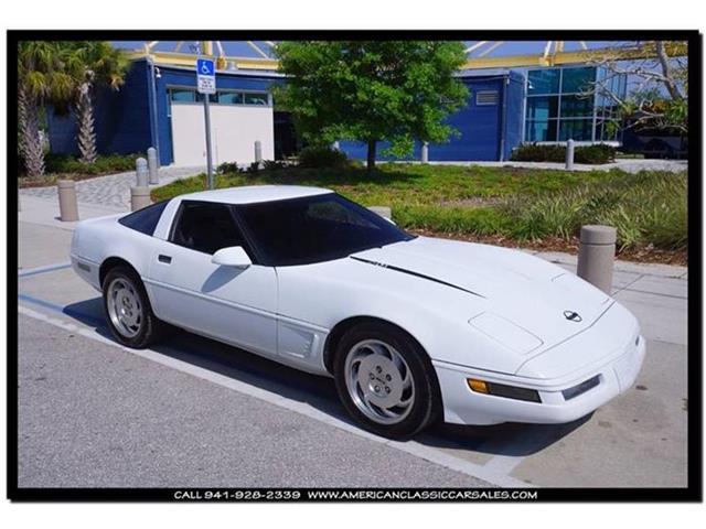 1996 Chevrolet Corvette | 813003
