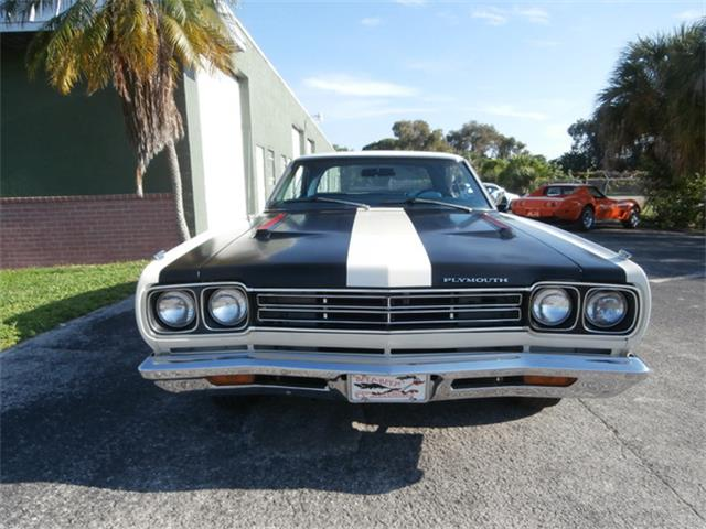1969 Plymouth Road Runner | 813367