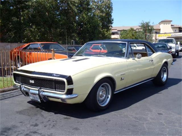 1967 Chevrolet Camaro RS/SS | 813370