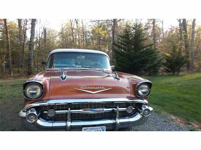 1957 Chevrolet Bel Air | 813388