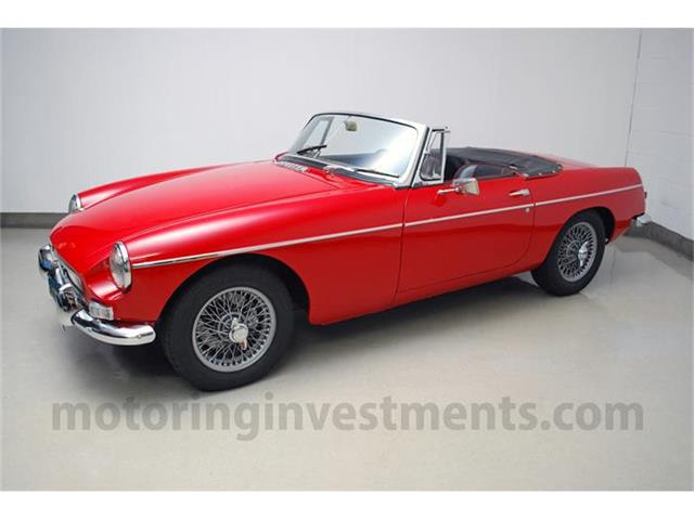 1962 MG MGB | 813394