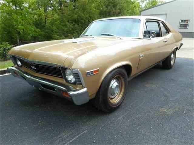 1969 Chevrolet Nova SS | 813396