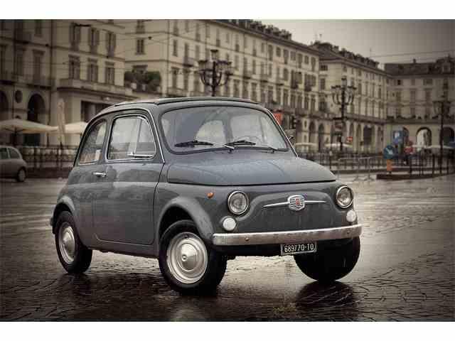 1965 Fiat 500 | 813411