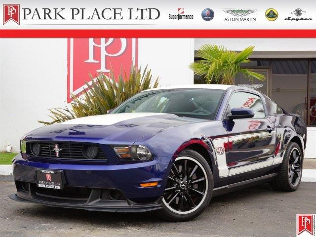 2012 Ford Mustang | 813417