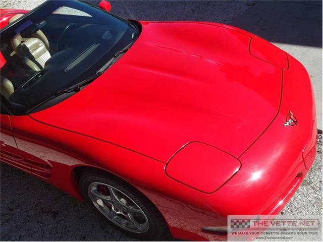 1999 Chevrolet Corvette | 813419