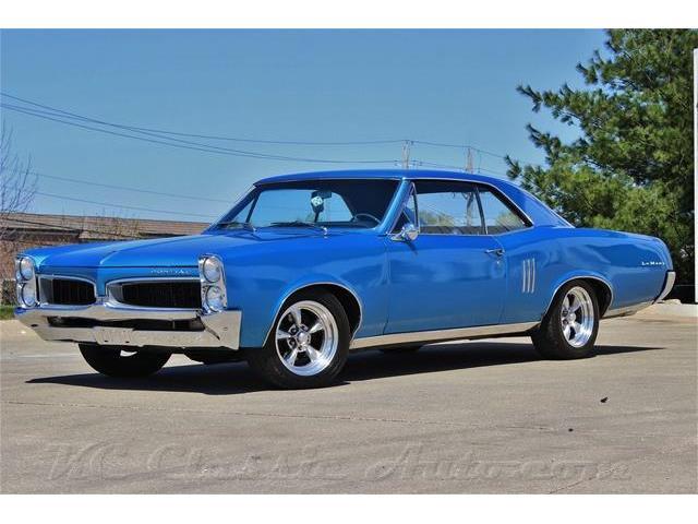 1967 Pontiac LeMans 455   Automatic | 813423