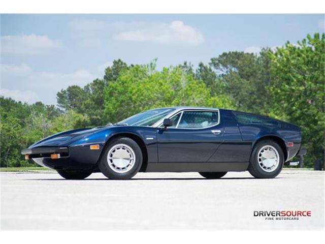 1975 Maserati Bora | 813475