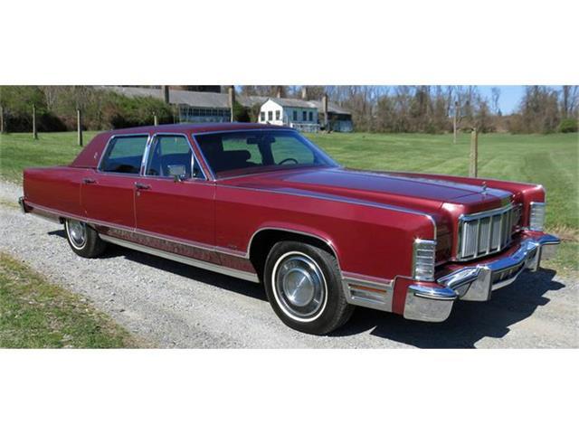 1976 Lincoln Premiere   813489