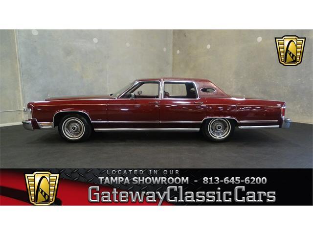 1979 Lincoln Continental | 813496