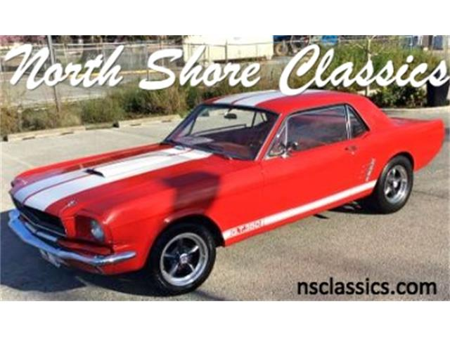 1966 Ford Mustang | 813499