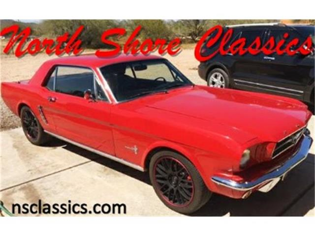 1965 Ford Mustang | 813502