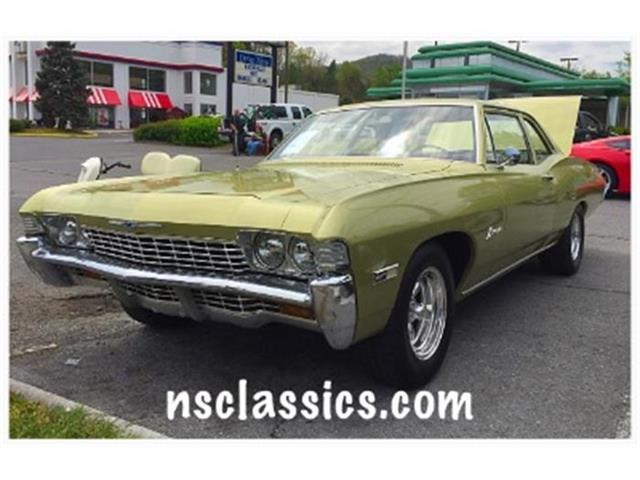 1968 Chevrolet Biscayne | 813504