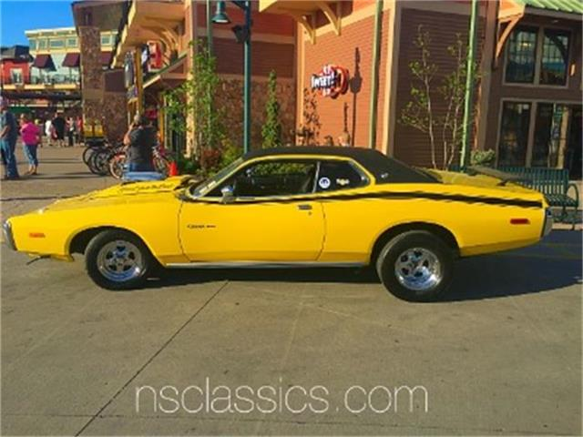 1973 Dodge Charger   813505